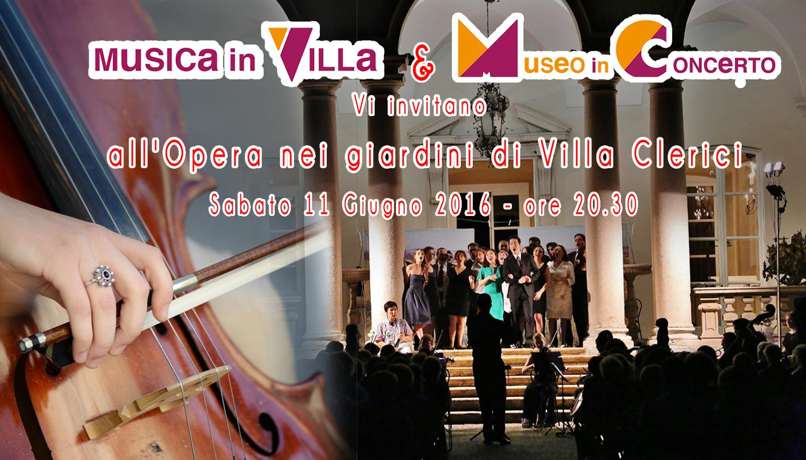 VillaClericiMusica