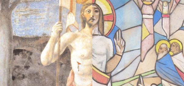 la resurrezione nell'arte-NEWS